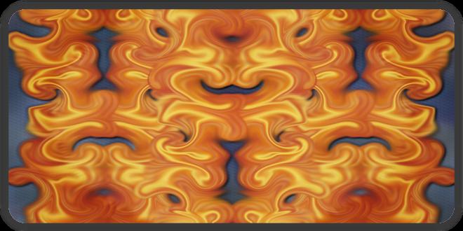 Flammen-Ich